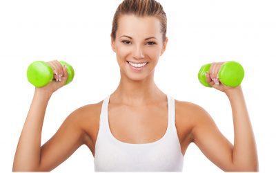 Fitness-Hype: Muskeln statt Magerwahn?