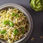 Avocado Spaghetti Rezept