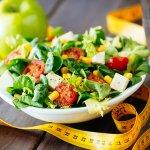 Salat, Maßband, Kantine