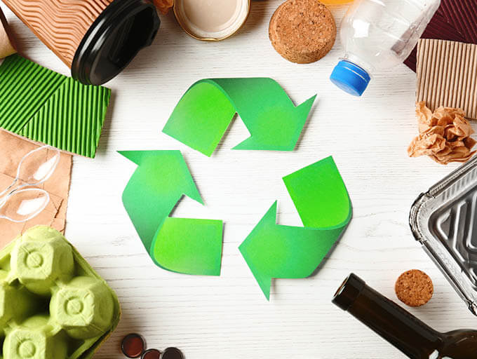 Recycling und Pfand