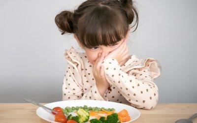 Kinder mögen kein Gemüse?
