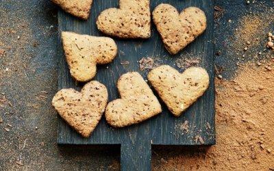 Hafer-Cookies mit Schoko