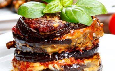 Parmigiana – italienischer Auberginenauflauf