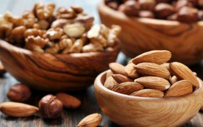 Nüsse sind die Nervennahrung Nummer eins – und gesund noch dazu!
