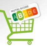 nutri-score - Symbol im Einkaufswagen